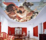Арт-дизайн потолка – особенности и нюансы натяжной конструкции