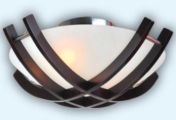 Светильники для ванных комнат потолочные с дизайном в стиле модерн