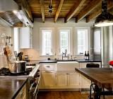 Подвесные потолки из гипсокартона для кухни – преимущества и разновидности