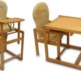 Основные рекомендации по выбору детского стула