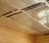 Потолочное отопление инфракрасное – современные приборы для домашнего уюта