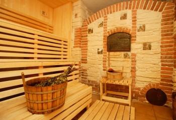 Настоящая русская баня