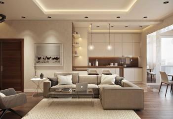 Гипсокартонные потолки относятся к категории подвесных