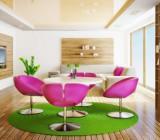 Потолки натяжные в гостиной – красота и уют в вашем доме