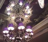 Стеклянные потолки: сказочные узоры или сдержанность матового стекла?