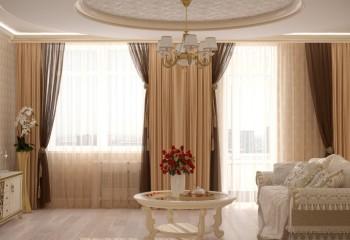 Подвесные потолки сегодня вписывают даже в классический стиль