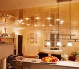 Точечные светильники для подвесных потолков: выбор и установка