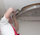 Шпатель для натяжных потолков: как правильно пользоваться