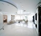 Многоуровневые потолки из гипсокартона с подсветкой – это не просто