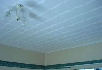 Плитка потолочная 600х600 мм