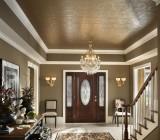 Как снять плитку и сделать новый потолок: несколько полезных рекомендаций