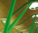 Потолок из бамбука – экзотические мотивы в вашем доме