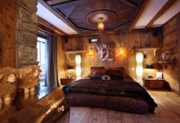 Для спальни в восточном стиле