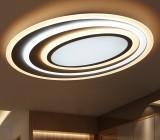 Потолочные светильники модерн: особенности стиля, виды осветительных приборов, советы по их установке