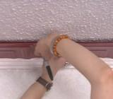 Как монтируются деревянные панели для потолка