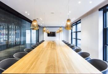 Дизайн потолка с использованием плит ECOPHON производства Швеция