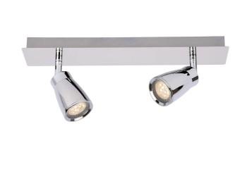 Этот тип светильников является накладным, но по своей сути он также точечный