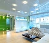 Глянцевые натяжные потолки – актуальные решения для интерьера