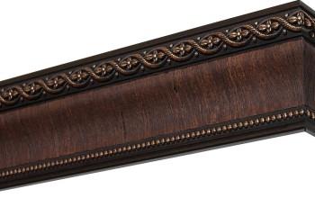 Потолочный карниз деревянный