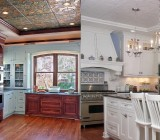 Потолок на кухне: как создать практичное и эстетичное покрытие