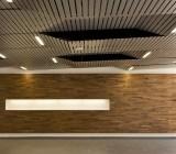 Металлические панели для потолка – все разновидности этого решения