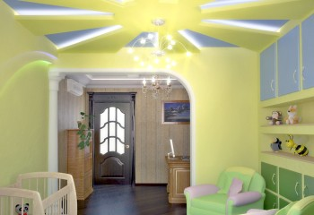 Солнечный потолок