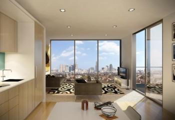 Натяжные потолки в одном уровне – оптимальный вариант для стиля минимализм