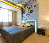 Потолки из гипсокартона в спальне – обустройство уютного жилища