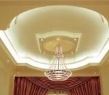 Дизайн подвесных потолков из гипсокартона – безграничные возможности в создании оригинальной поверхности