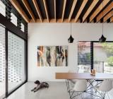Деревянный реечный потолок — особенности конструкции