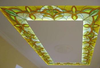 Конструкция прямоугольной формы визуально удлиняет пространство
