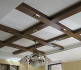 Декоративные потолочные балки: 5 причин использовать их в дизайне интерьера