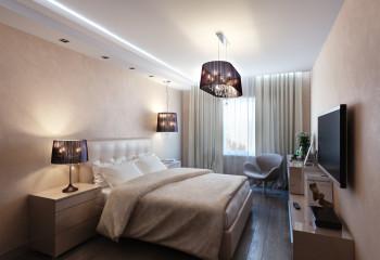 Коллекция светильников дополняет дизайн комнаты