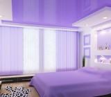 Цветовая гамма натяжных потолков- дизайнерские задумки