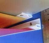 Высота натяжного потолка: как сделать отступ минимальным?