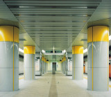 Алюминиевые подвесные потолки: возможности установки