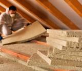 Утепление потолка минеральной ватой – свойства материала и методы укладки