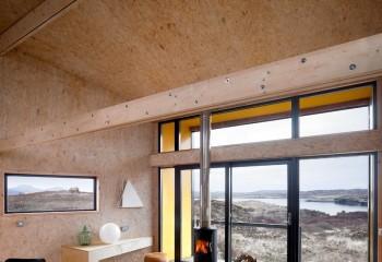 Отличный вариант дизайна для дачного дома