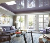 Какие потолки лучше тканевые или ПВХ – практическая разница между материалами