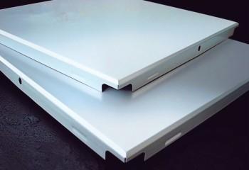 Цельнометаллические кассеты с матовым покрытием