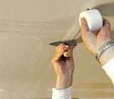 Как шпаклевать потолок – работаем на разных поверхностях