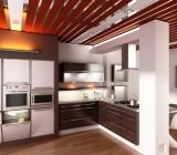 Реечный потолок различных производителей: особенности конструкции и монтажа
