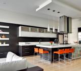 Навесные потолки на кухне: хит-парад лучших материалов