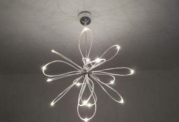Светодиодные дизайнерские потолочные светильники