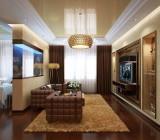 Какие хорошие натяжные потолки: идеальный вариант для современного интерьера