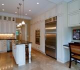 Какой сделать потолок на кухне: роль потолочной конструкции в дизайне данного помещения, и варианты финишной отделки