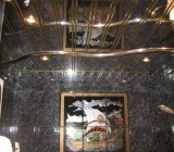 Реечный потолок cesal — монтаж своими руками