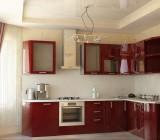 Оформление потолка на кухне – способы отделки