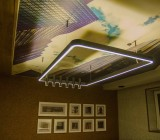 Натяжные потолки с фотопечатью: преимущества покрытий, варианты применения