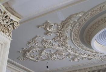 Потолок, как произведение искусства